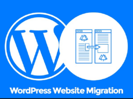 Migrate and transfer WordPress website to new hosting or domain