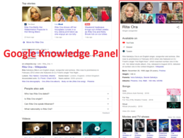 Create Google Knowledge Panel for Musician