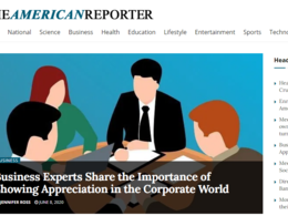 Guest post on The American Reporter| Google News| 150K Visitor/m