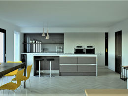 Design your kitchen in 3D from a 2D plan *IDEAL FOR THE TRADE*
