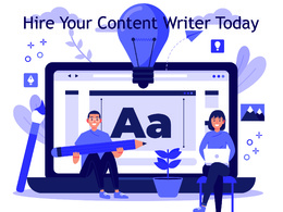 Write up to 2500 words website content