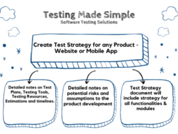 Create a Test Strategy for Any Application