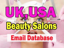 Beauty Salon Email Lists UK & USA