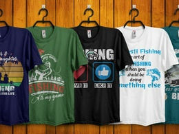 Amazing & Attractive design t-shirt for Personal or Business