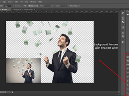 Professionally retouch & remove background from 20 images
