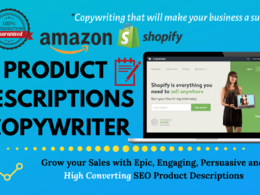 20 Engaging SEO Product Descriptions (70-100 Words Each)