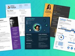 Write a Professional ATS-friendly Resume(CV)