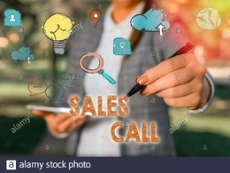 I will make 100 sales calls for your business