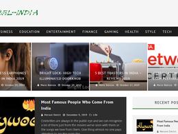 Publish Guest post on bel-india/bel-india.com DA 54