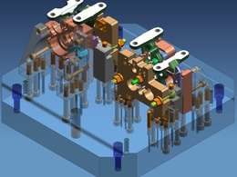 3D modeling/models with 2D technical documentation