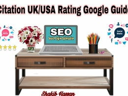 Rating 5 time and Promote your Google my Business