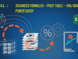 Help you to work in excel with vba and power query