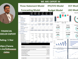 Prepare a complete Financial Model