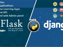 Design Django and Flask websites