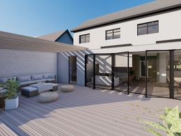 Profesionally 3D Render a space !