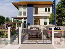 Create a Realistic 3D Visualization of your dream house.