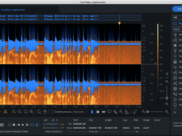 Clean & level your sound/audio recordings