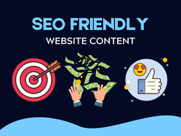 SEO FRIENDLY Compelling Content To Drive Traffic & Sales