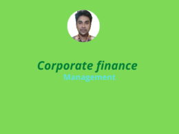 Corporate finance solution for $20