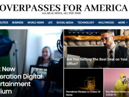 Publish on OverpassesForAmerica | Overpassesforamerica.com
