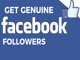Grow 2000 Facebook likes/followers