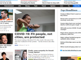 Publish a Guest Post on HQ news site USATODAY.com