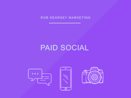 Create a Facebook/Instagram paid ad