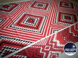 Create fabric pattern design