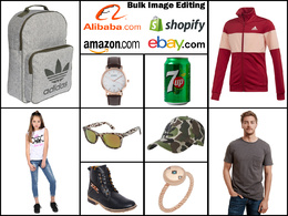 E-commerce Image Editing & Retouching for- Amazon, eBay, Shopify