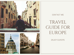 Give you a list with 50 things to do in Europe
