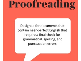 Proofread 10,000