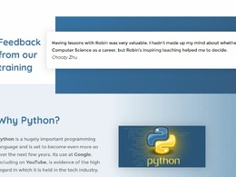 Teach you Python programming from beginner to advanced - 1 hour