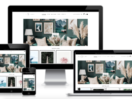 Well Designed Woocommerce Ecommerce Website