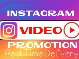 Grow your Instagram videos to 100k real audiences