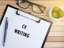 Review and update your CV/resume.