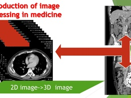 Create 3D view from 2D image using OpenCV.