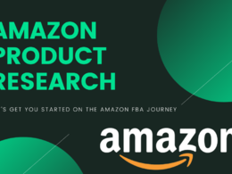 Implement Amazon FBA product research