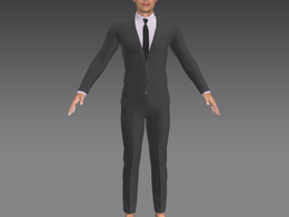 Make 3D Character modeling and animation for Unity VR