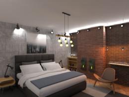 Design your interior space  3d design