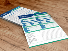 Design your PDF Form and will make it Fillable / Interactive