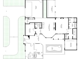Redraw your real estate floor plan, house, site plan on AutoCad