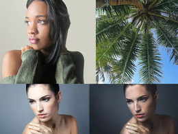 Retouch your Skin And Makeup Flawless Photo In Photoshop