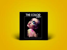 Create custom album cover design or music artwork