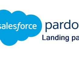 Pardot implement HTML Landing page into salesforce's Pardot