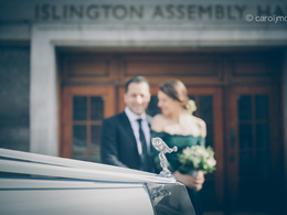 Shoot your London wedding for 2 hours