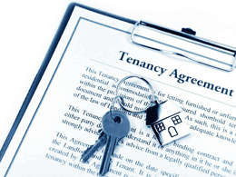 Provide you with a tenancy agreement