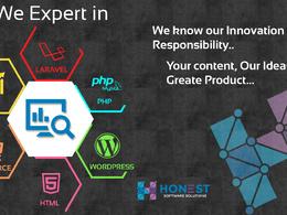 Superlative impressive, engaging, active website PSD design