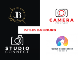 Logo Design Premium Photography and Wedding Logo