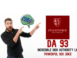 Get a powerful backlink from authoritative  Stanford University