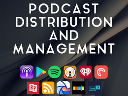 Distribute your Podcast across all the streaming platforms